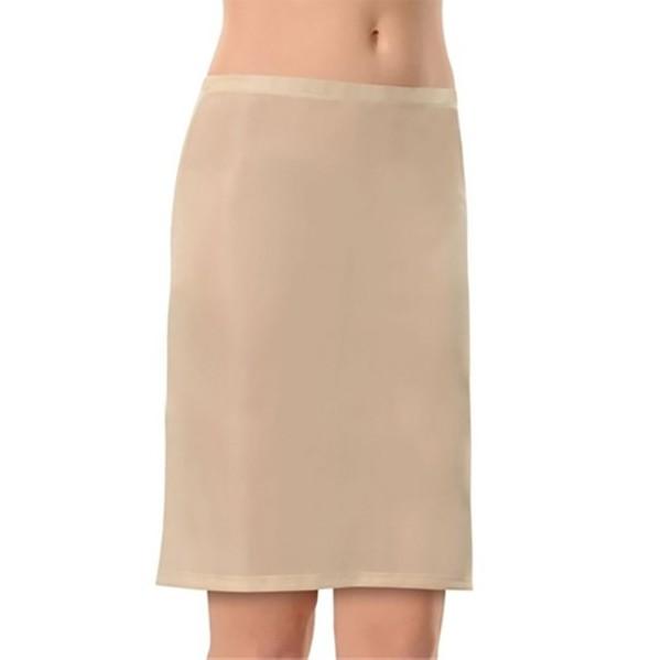 Damen Unterrock mit Gummizug Underskirt Jupon Kurz Mini Unterkleid Lingerie